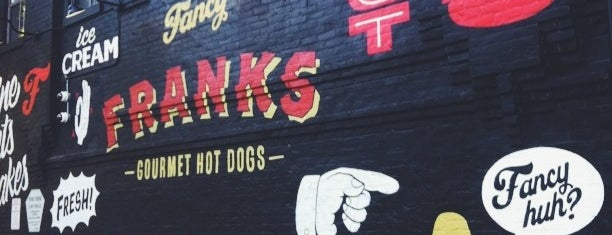Fancy Franks is one of CAN - Toronto, ON.