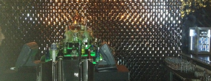 Qi Ultra Lounge is one of Night Life.