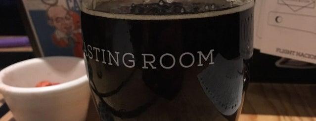 Tasting Room is one of Cerveza en el DF..