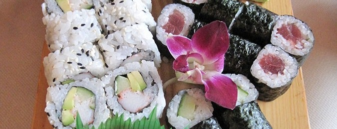 Umi Sushi & Asian Cuisine is one of Antwerpen.