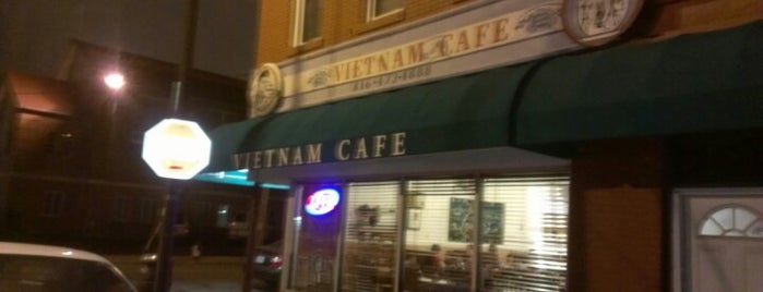 Vietnam Cafe is one of Want to Try.