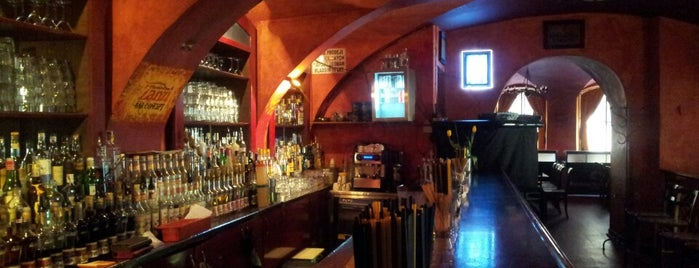 Zanzi Bar Concept is one of prazsky bary / bars in prague.