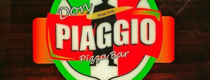 Pizzaria Don Piaggio is one of Veja Comer & Beber ABC - 2012/2013 - Bares.