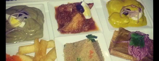 MachuPicchu Peruvian Cuisine is one of Best Restaurants of 2011.