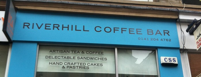 Riverhill Coffee Bar is one of Top Coffee Joints.