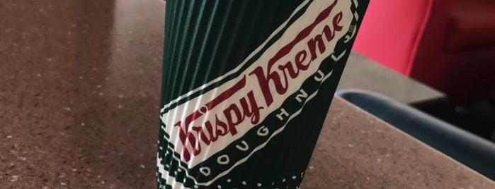 Krispy Kreme is one of Restaurants in Riyadh.