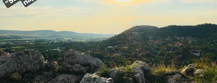 Törökugrató is one of Budai hegység/Pilis.