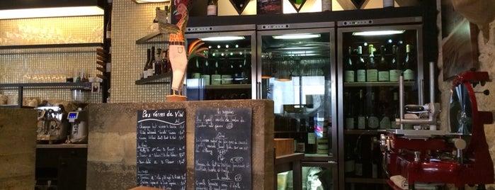 Le Cotte Rôti is one of Paris.