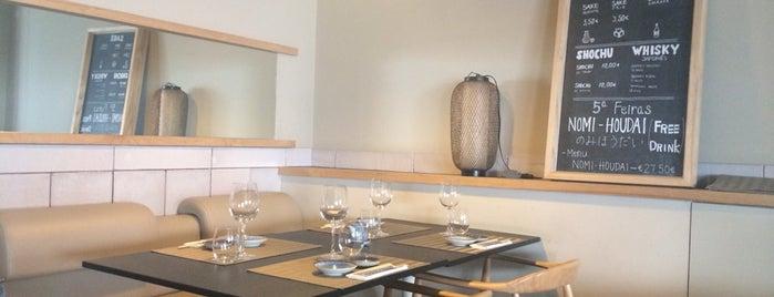 Ichiban is one of Restaurantes (Grande Porto).
