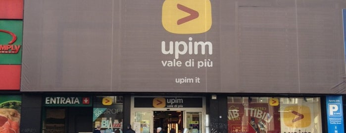 Upim POP is one of Milano.