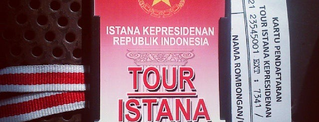 Kementerian Sekretariat Negara Republik Indonesia is one of Bookworm Badge.
