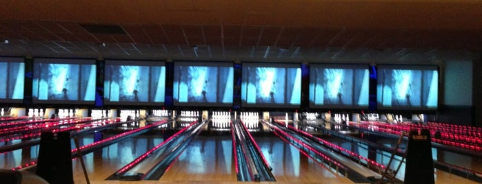 AMF Bowling is one of Bowling around Melbourne.