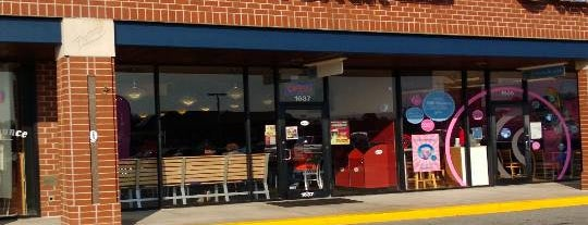 Jake's Wayback Burgers is one of Favorite restaurants.
