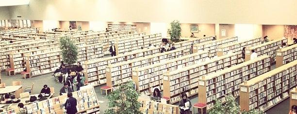 函館市中央図書館 is one of 楽.