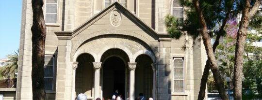 S.S. Rosario Catholic Church is one of Özledikçe gideyim - İzmir.