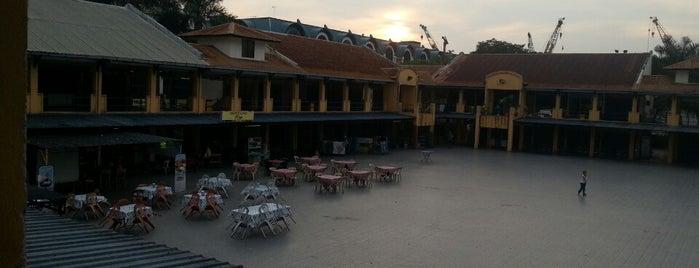 Medan Selera, Taman Melawati is one of Makan @ KL #1.