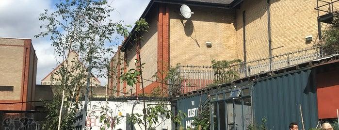 Dusty Knuckle Bakery is one of East London.