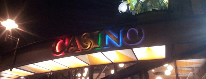 Christchurch Casino is one of NZ to go.