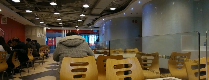 KFC 肯德基 is one of Awesome Food Places All Over.
