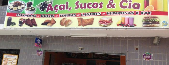 Açaí, Sucos e Cia is one of Restaurantes e Lanchonetes (Food) em João Pessoa.