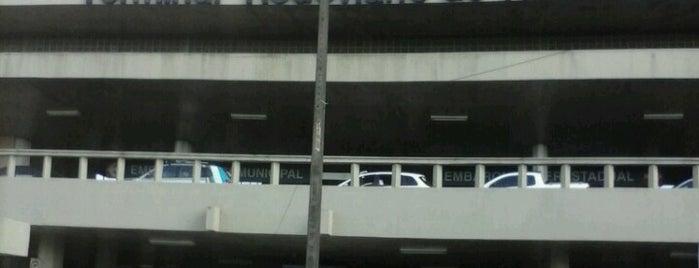 Terminal Integrado de Passageiros Antônio Farias is one of Recife.
