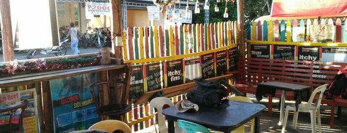 Rocksteady Dive Center is one of Filipinler-Manila ve Palawan Gezilecek Yerler.