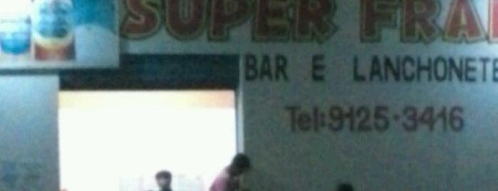 super frango is one of bar.