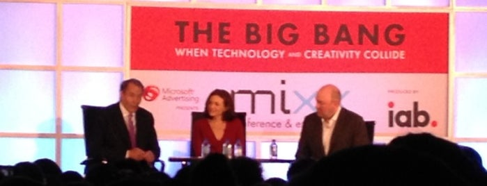 #IABMIXX Conf + Expo 2012 is one of IAB events - 2011.