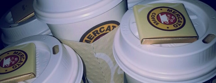 Mercato Coffee is one of To be visited soon.