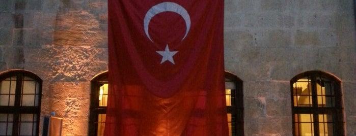 Gaziantep Atatürk Anı Müzesi is one of Gaziantep.