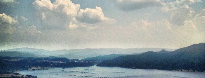 Язовир Доспат (Dospat Dam) is one of Bulgaria.