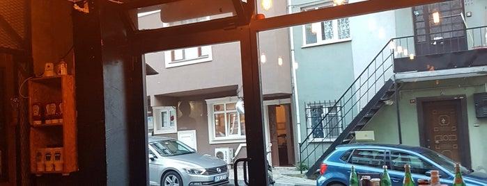 Jimmy's Burger is one of Beşiktaş-Sariyer.