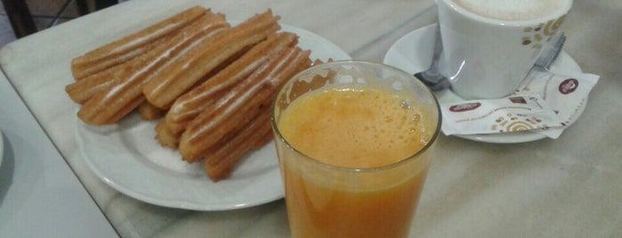 La Barra is one of Favorite Food.
