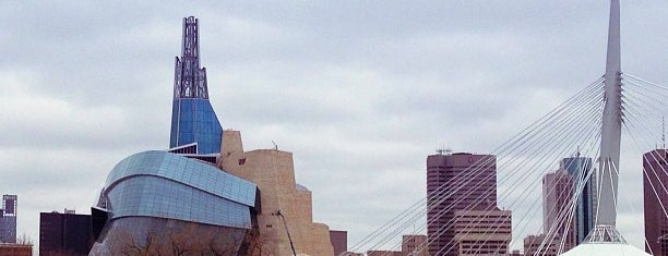 Canadian Museum for Human Rights is one of Museen.