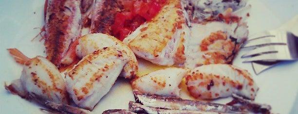 Güeyu Mar is one of Restaurantes.