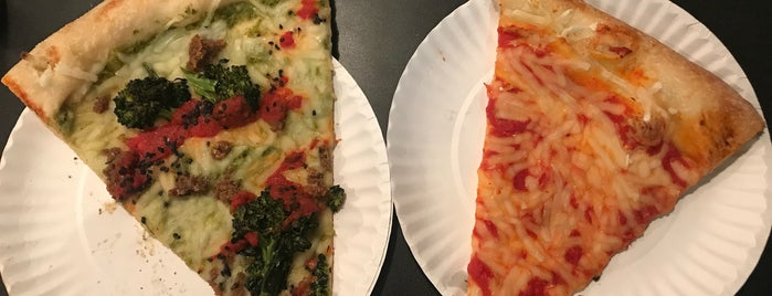 Screamer's Pizzeria is one of GREENPOINT!.