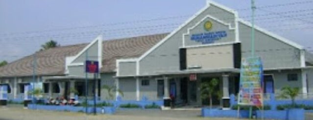 RSUM Siti Aminah is one of Hospitals in Brebes (Decorate of Java) #4sqCities.