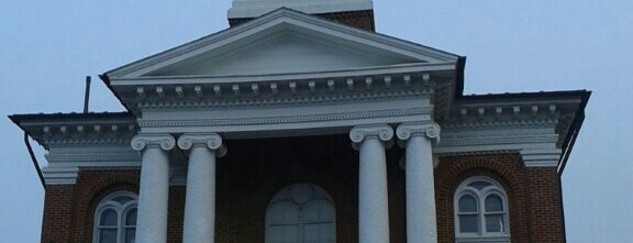Culpeper County Courthouse is one of Virginia.