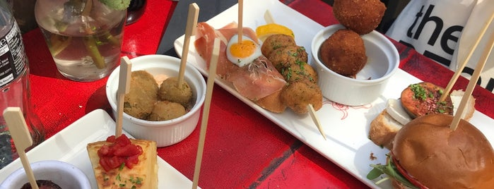 Pix Pintxos is one of London.