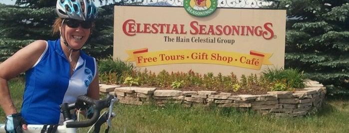 Celestial Seasonings is one of 102 places in colorado.