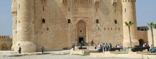 Citadel of Qaitbay is one of Bucket List Places.