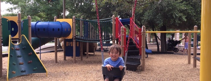 The Best Playgrounds In Austin - 15 of the worlds coolest playgrounds
