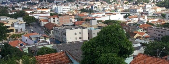 Villa Marchetti is one of Guia turístico São João Del Rei.