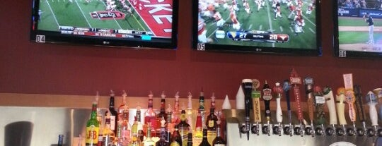 Buffalo Wild Wings is one of q.