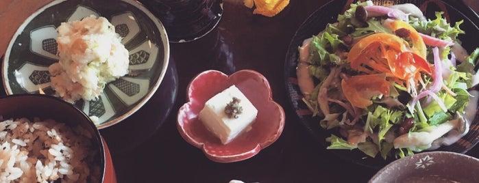 花 is one of 奈良蕎麦屋.