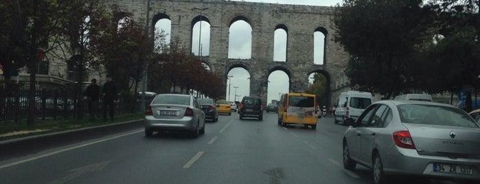 Zeyrek Sarnıçları is one of Istanbul.