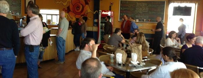 Cali Burrito is one of Local stuff to do.