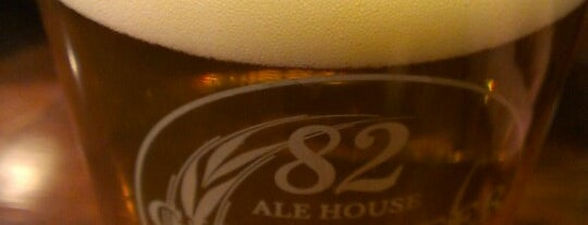 82 ALE HOUSE 新宿西口大ガード店 is one of 新宿再開拓中.