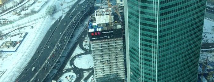 Башня на набережной (Блок B) is one of «Московские новости» каждый день.