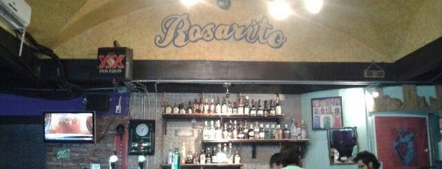 Cervecería Rosarito is one of YA FUI PUEBLA.